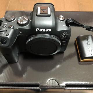 Canon - 美品 canon eos r6 キャノン 使用三回