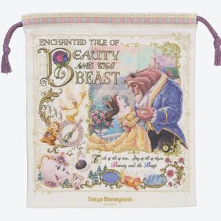Disney - ディズニーランド ニューファンタジーランド 美女と野獣きんちゃく