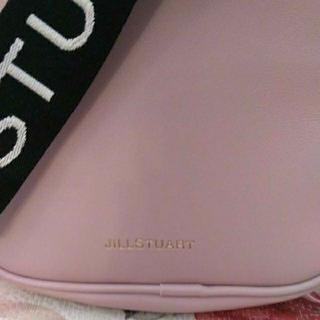 JILLSTUART - 新品未使用 非売品 ジルスチュアートショルダーバッグ