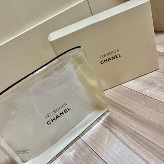 CHANEL - CHANEL ノベルティ クリアポーチ