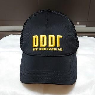 DIESEL - 美品!DIESEL DDDL ロゴキャップ
