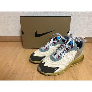 27.5cm NIKE AIRMAX270 REACT TRAVIS SCOTT(スニーカー)