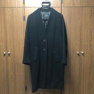 アーバンリサーチロッソ(URBAN RESEARCH ROSSO)のアーバンリサーチ ブラック コート(ロングコート)