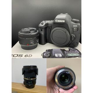 Canon - 【11月3日までLuk様専用】EOS 6D MARK2+交換レンズ