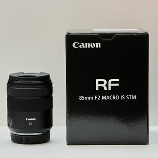 Canon - Canon RF85mm F2 Macro IS STM