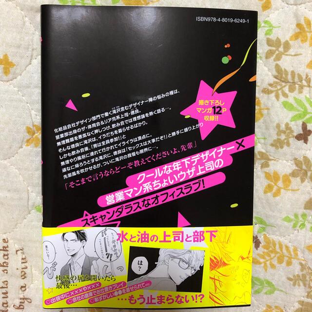 BL漫画 24時間オチないKiss 加藤スス先生 エンタメ/ホビーの漫画(ボーイズラブ(BL))の商品写真