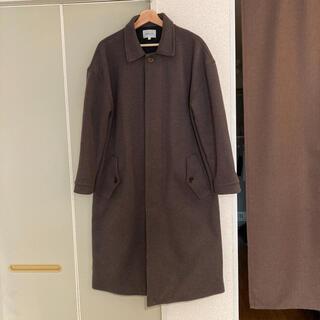 【EMMA CLOTHES】 ステンカラーコート