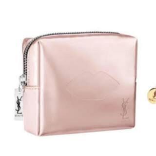 Yves Saint Laurent Beaute - ◆新品未使用◆イヴサンローラン  ポーチ 限定品