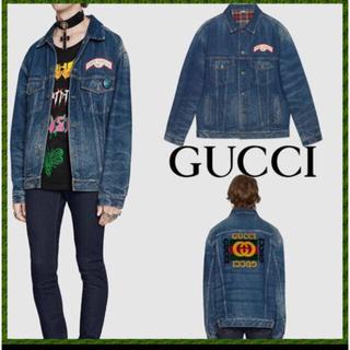 Gucci - GUCCI 19AW バックコンジャス ジャケット