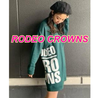 RODEO CROWNS - RODEO★サイドロゴ★BYワンピース★Rady*リエンダ*エイミー*マウジー
