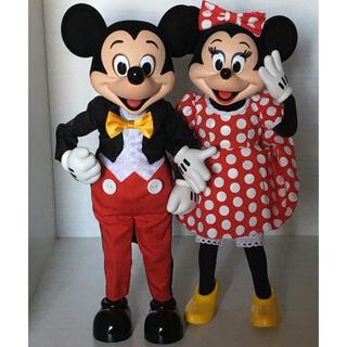 Disney - アクション フィギュア ミッキー ミニー