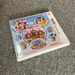 ディズニー(Disney)のディズニー マジックキャッスル 3DS(家庭用ゲームソフト)