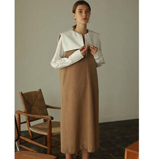 DEUXIEME CLASSE - 新品 machatt ウールジャンパースカート