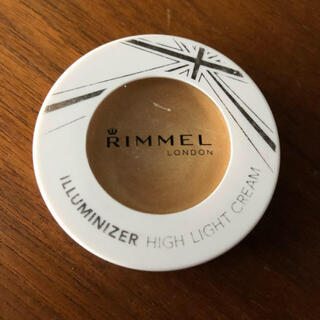 リンメル(RIMMEL)のリンメル ハイライトクリーム(フェイスカラー)