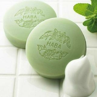 ハーバー(HABA)の《未使用品》HABA石鹸 ハーバー石鹸(洗顔料)