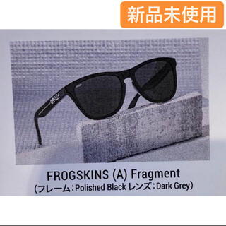 FRAGMENT - FROGSKINS (A) Fragment サングラス