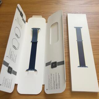 Apple - Apple Watch バンド 40mm 純正 スポーツループ