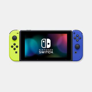 Nintendo Switch - Nintendo Switch ニンテンドーストア 限定カラー 保証付き最新型