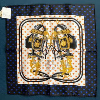 エルメス(Hermes)のエルメス カレ 45 袋・箱付き(ハンカチ)