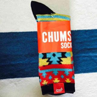 チャムス(CHUMS)の新品未使用‼︎チャムス ソックス 靴下(ソックス)