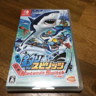 Nintendo Switch - スイッチ 釣りスピリッツ