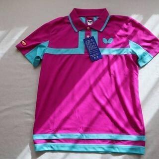 ポルティエ バタフライ タッキュウゲームシャツ (45100-225)ユニ M(卓球)