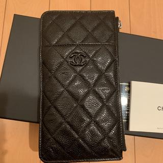 CHANEL - シャネル CHANEL 財布 フォーン&カードケース