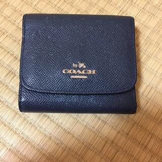 COACH - COACH 3つ折り財布