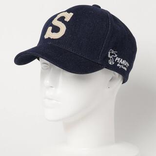 PEANUTS CAP 帽子