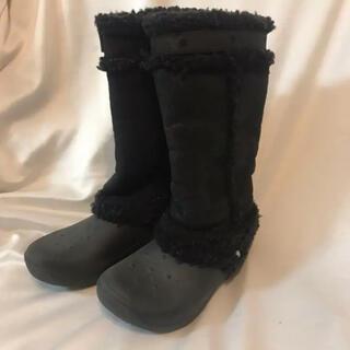 クロックス(crocs)の◎クロックス ブーツ crocs スノーブーツ ボアブーツ(ブーツ)