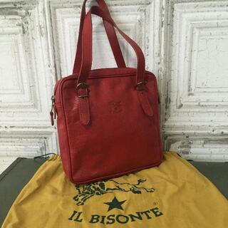イルビゾンテ(IL BISONTE)のイタリア製 IL BISONTE イルビゾンテ バッグ USED(ハンドバッグ)