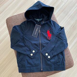 ポロラルフローレン(POLO RALPH LAUREN)の未使用 タグ付き ポロラルフローレン 綿コート 羽織り 115(コート)