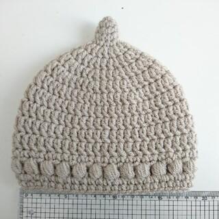 人気カラー❤️【6ヶ月~1歳半ぐらい】どんぐり帽子✨