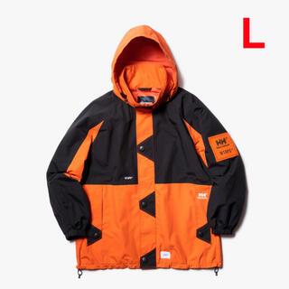 W)taps - WTAPS × HELLY HANSEN BOW JACKET Orange L
