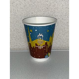 スクウェアエニックス(SQUARE ENIX)のローソン MACHI cafe×DRAGON QUEST WALK コラボカップ(容器)