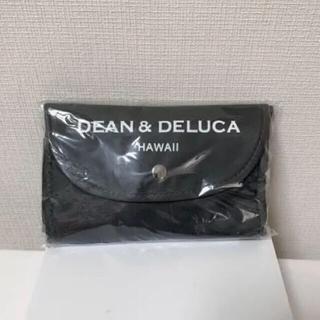 DEAN & DELUCA - ★タイムセールハワイ限定日本未発売DEAN&DELUCA折り畳みエコバッググレー