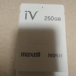 日立 - Maxell IVDR-S IV 250GB 日立 マクセル IVDRS