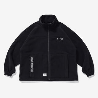 W)taps - 20AW WTAPS FORESTER CARDIGAN FLEECE