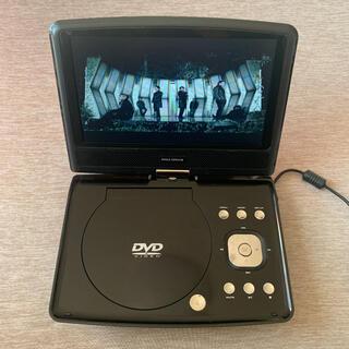 フルセグ 9インチ ポータブルDVDプレイヤー(DVDプレーヤー)