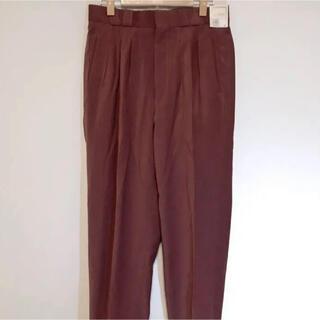 JOHN LAWRENCE SULLIVAN - vintage DRAPE WIDE TAPERED PANTS