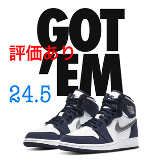 NIKE - Air Jordan 1 midnight navy エアジョーダン1