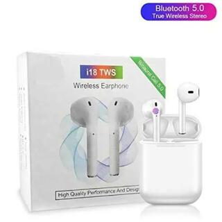 i18 Bluetooth  ワイヤレスイヤホン i18-TWS イヤフォン