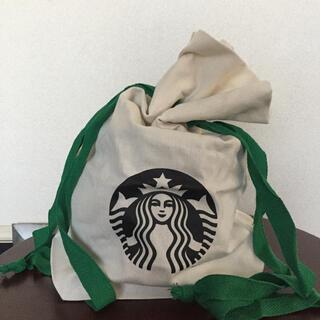 スターバックスコーヒー(Starbucks Coffee)のスターバックス コットンバッグ 新品未使用(その他)