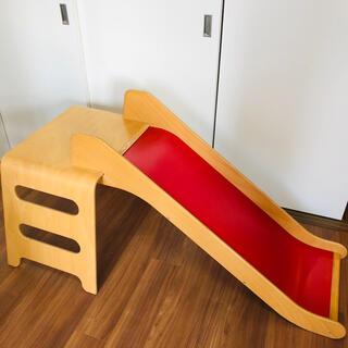 イケア(IKEA)のイケア すべり台(知育玩具)