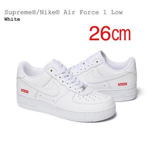 Supreme - supreme Nike Air Force 1 Low エアフォース1 26㎝