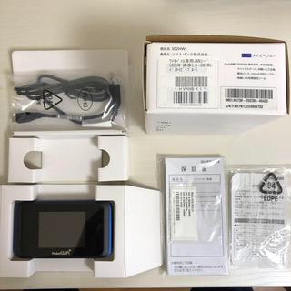 ソフトバンク(Softbank)のソフトバンク ワイモバイルポケットWi-Fi(PC周辺機器)