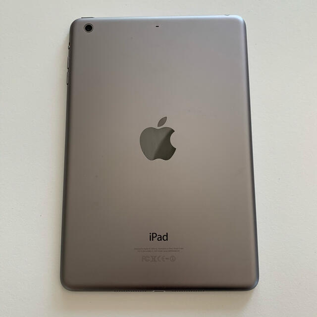 iPad(アイパッド)のiPad mini2 16GB wi-fi 操作良好です スマホ/家電/カメラのPC/タブレット(タブレット)の商品写真