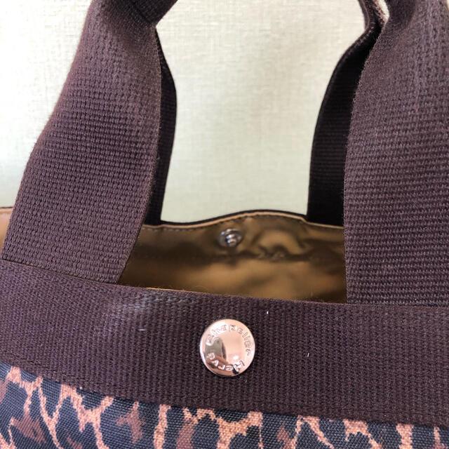 Herve Chapelier(エルベシャプリエ)のエルベシャプリエ 725F パンサートープ ダブルハンドル レディースのバッグ(トートバッグ)の商品写真