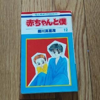 ハクセンシャ(白泉社)の赤ちゃんと僕(12)(少女漫画)
