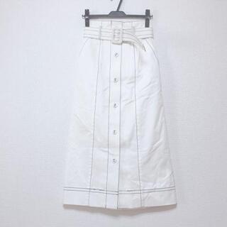 グレースコンチネンタル(GRACE CONTINENTAL)のダイアグラム 巻きスカート サイズ36 S -(その他)